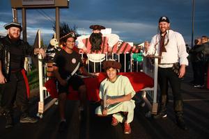 DHHS Bedrace team