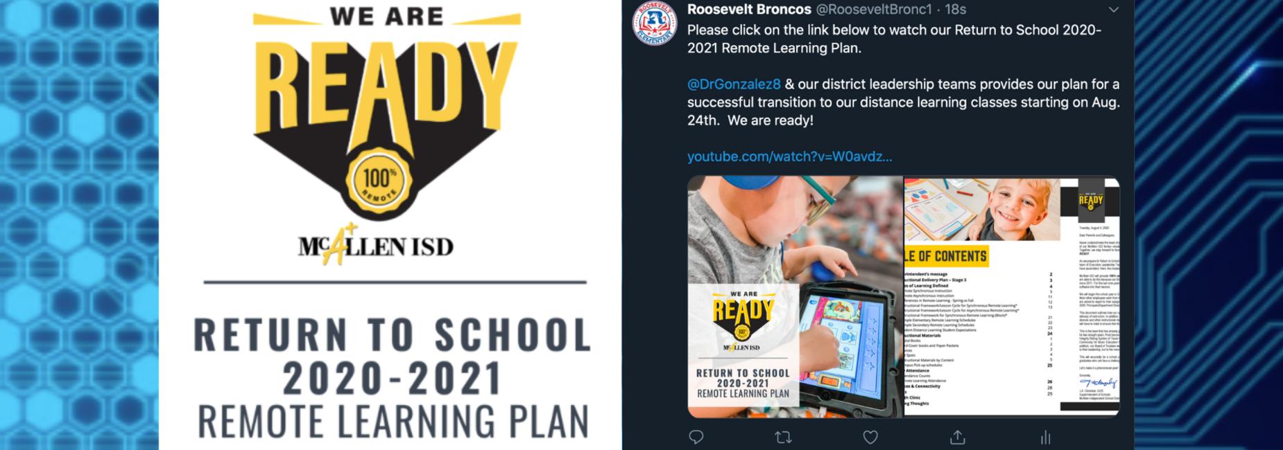 Return to School 2020-2021