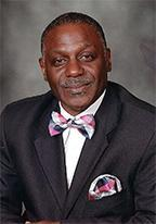 Amos James, President Natchez-Adams School District Board of Education