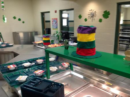 Green Eggs and Ham - Adams Elementary