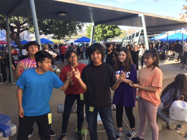 Global 9th Graders Compete in DTASC Drama Festival Featured Photo
