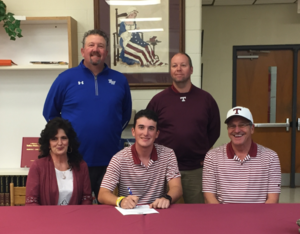 Forrest signs with TWU