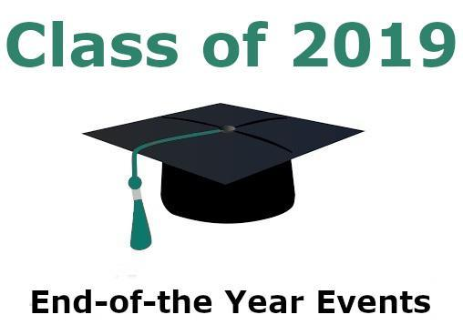 End of the year events image