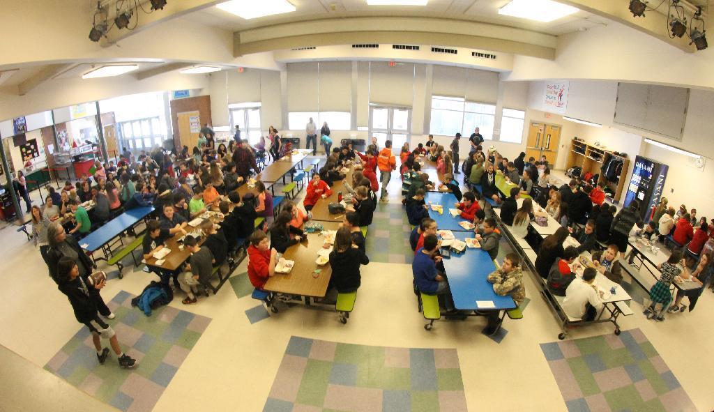 Bowdish Cafeteria