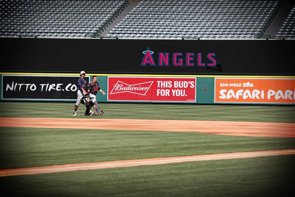 YLHS VS EDHS at Anaheim Stadium Album