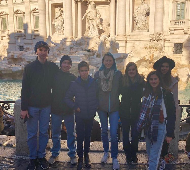 SCM High School Creates Videos and Blogs to Document Their Trip to Italy Featured Photo
