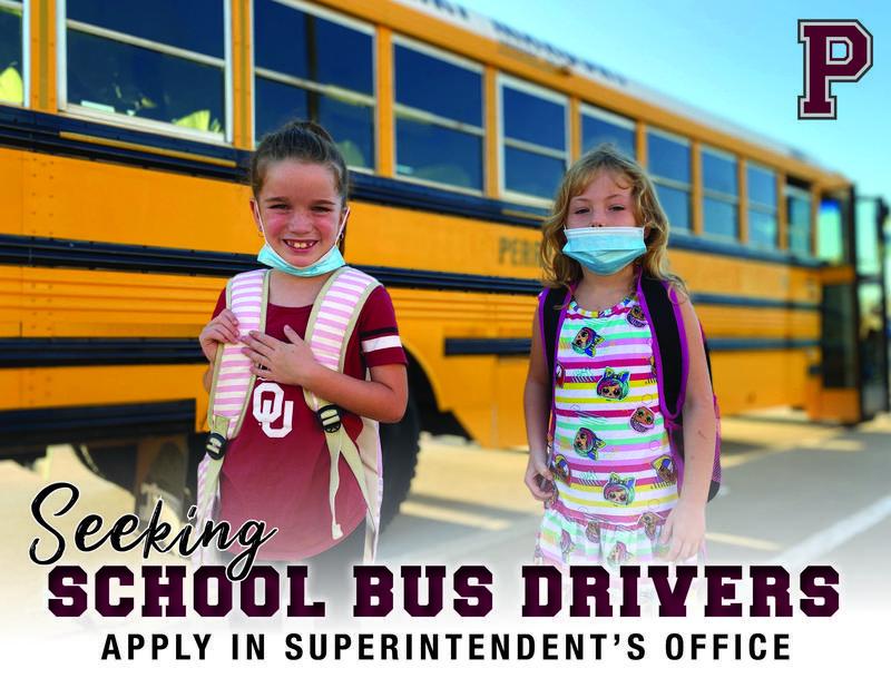 seeking bus drivers
