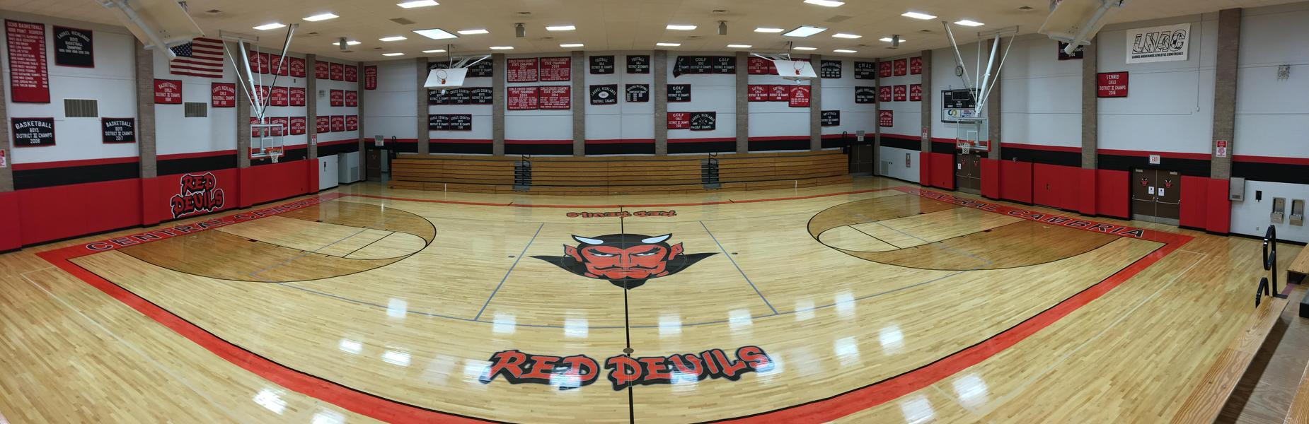 Central Cambria High School Gym