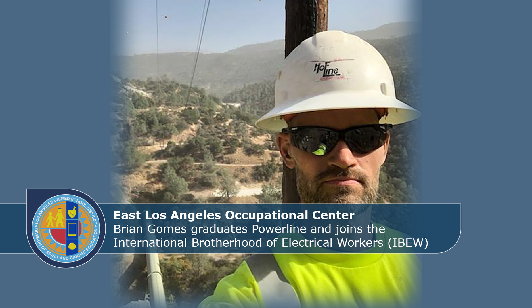 ELAOC Brian Gomes Powerline