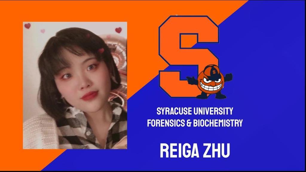 Reiga Zhu