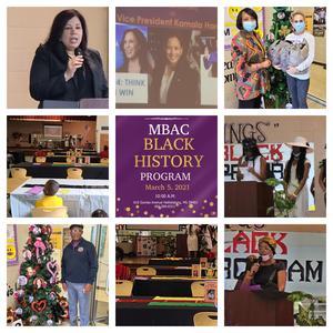 black history collage