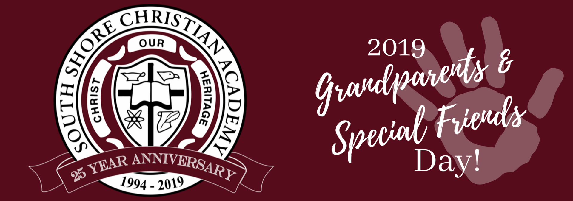 Grandparents and Special Friends Day!