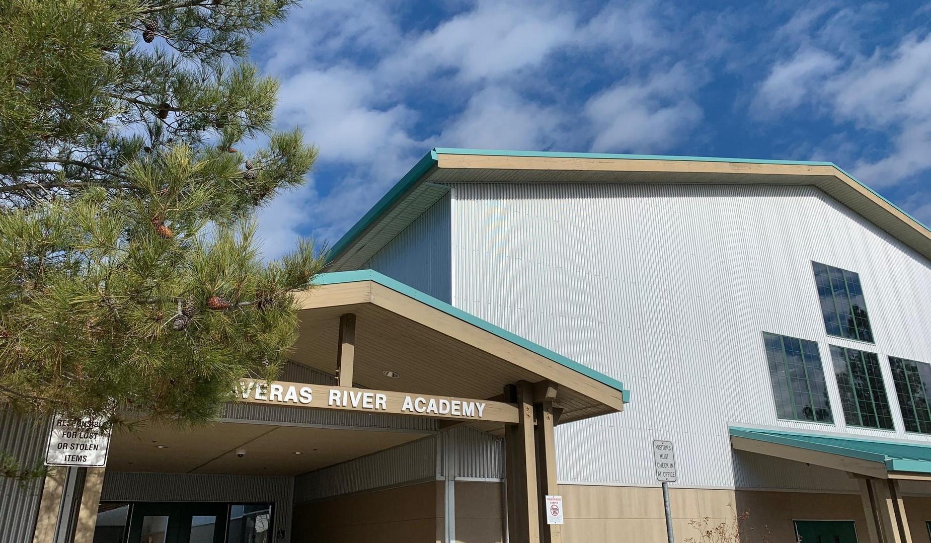 Calaveras River Academy building