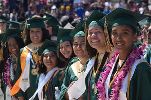 Lakeside High School Commencement, June 6, 2018!