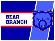 Bear Branch Bear Logo