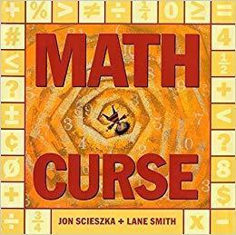 Math Curse Book Cover