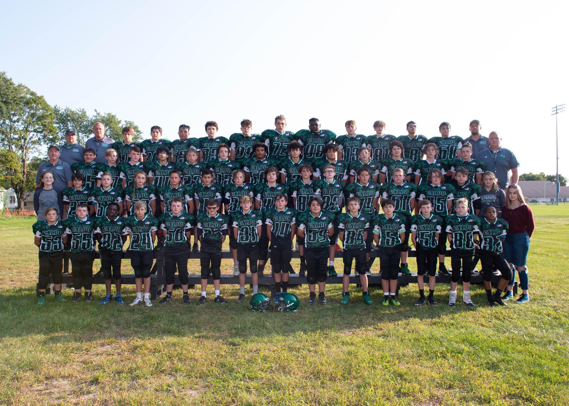 Football Team Page