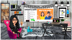 Ms. Kaplan virtual classroom