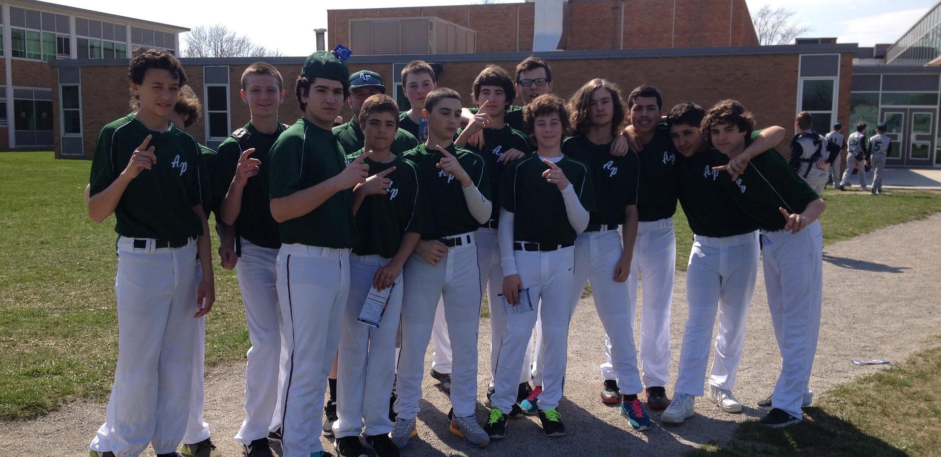 APMS Baseball