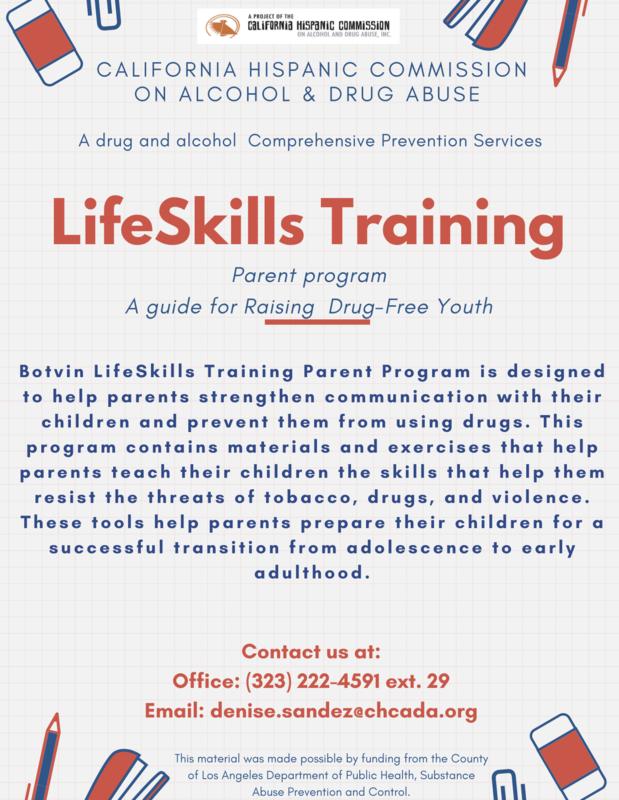 Botvin Life Skills Training Program Thumbnail Image