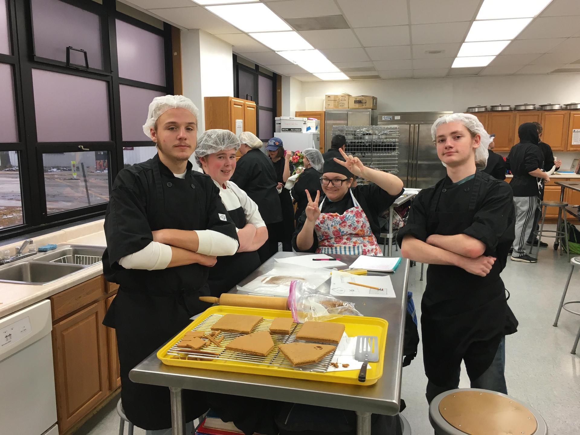 Gingerbread Team