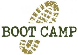 boot camp graphic
