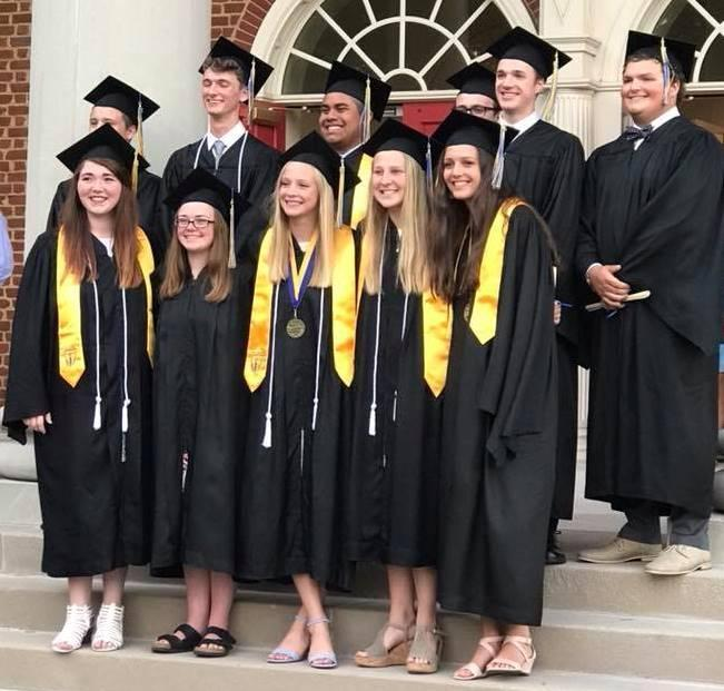 Congratulations to the Class of 2018! Thumbnail Image