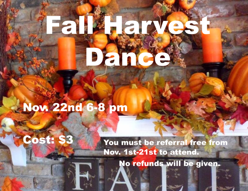 FALL HARVEST DANCE Featured Photo