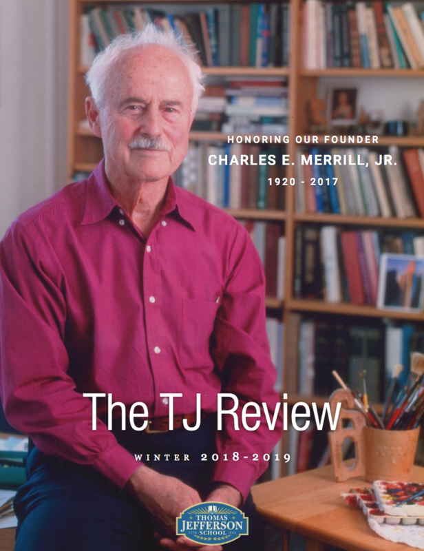 The TJ Review | Winter 2018-19 Featured Photo