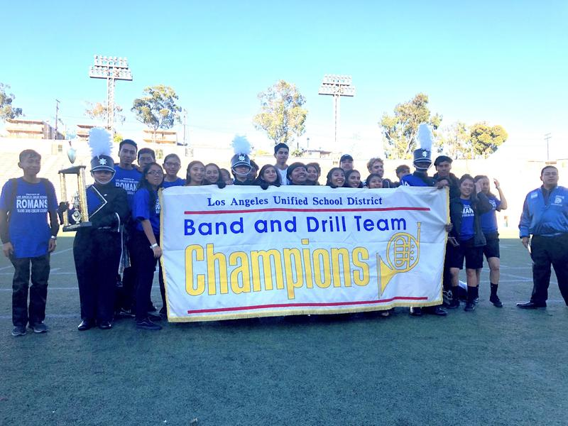 44th Annual LAUSD Band & Drill Team Championships Results! Featured Photo