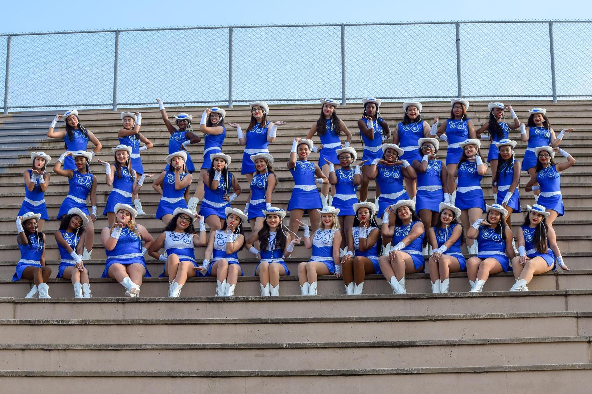 18-19 Pantherettes