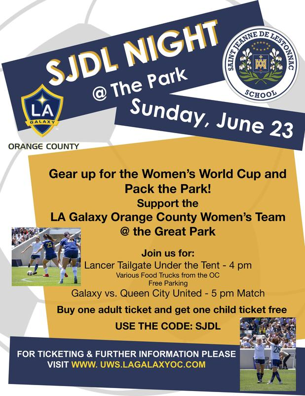SJDL Night of Soccer at the Great Park Featured Photo