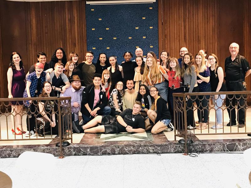 CK Alumni Theatre Revue a Success! Featured Photo