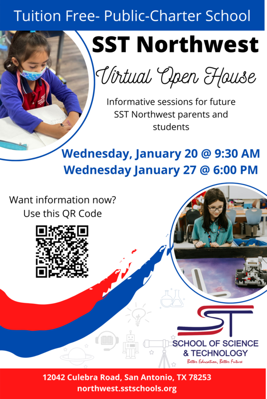 Virtual Open Houses for the 2021-2022 School Year Featured Photo