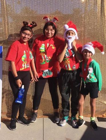 Valadez Cross Country- Gaby, Anaheim, Mia, & Jubilee