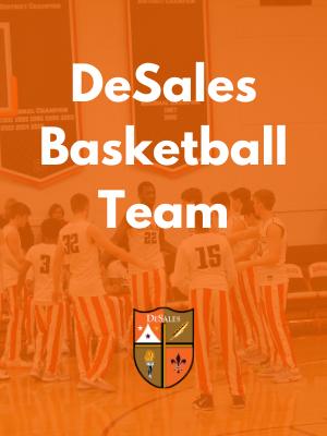 SUPPORT DESALES BASKETBALL