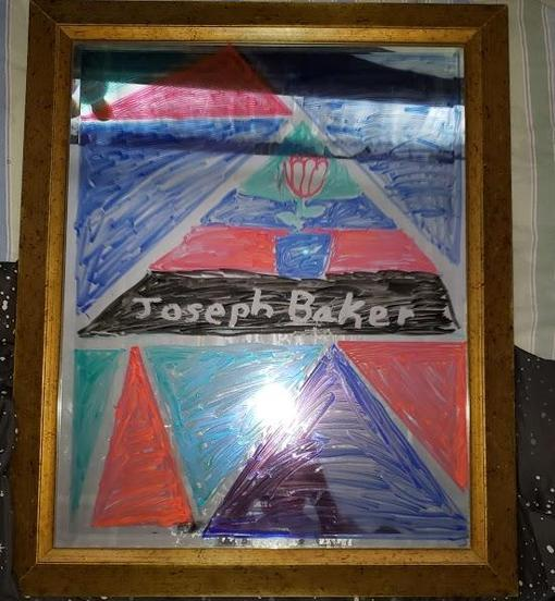 Joseph Art at Home