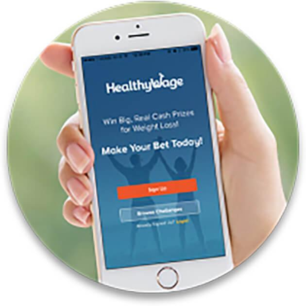 HealthyWage Mobile App!