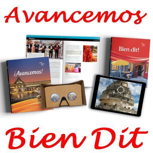 Avancemos and Bien Dit