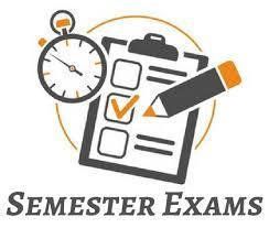 GHS Fall Semester Exam Schedule Featured Photo