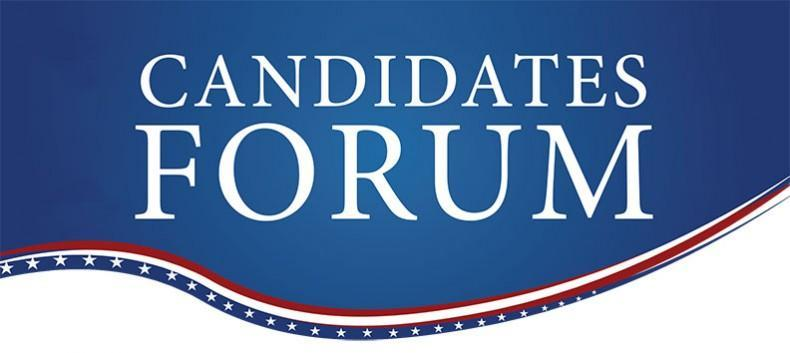 School Board Candidate Forum to be Held Wednesday, April 17 Featured Photo
