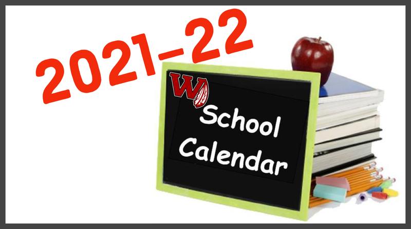 21-22 School Calendar Featured Photo