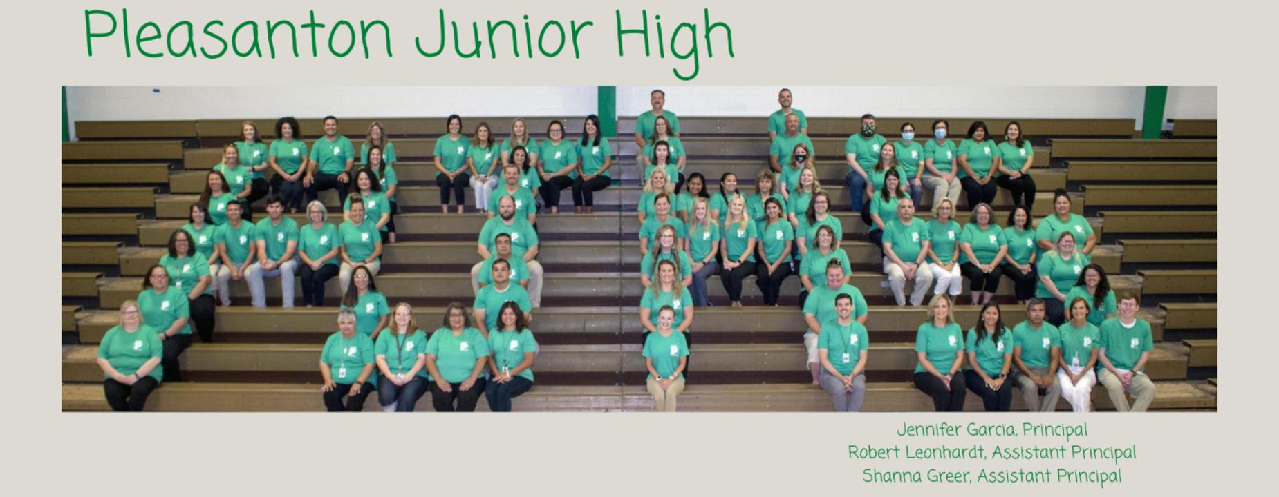 Pleasanton Junior High