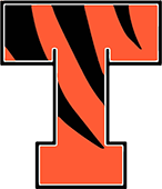 SHS Tiger T Logo
