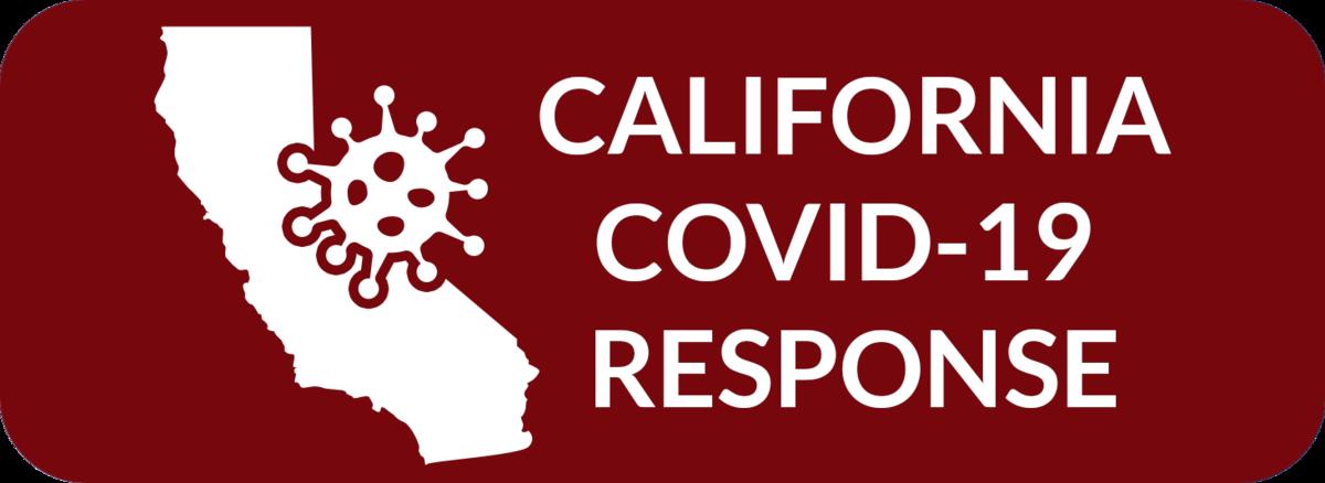 California Covid-19 Response Website