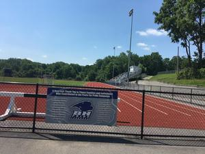 Photo of BCS track