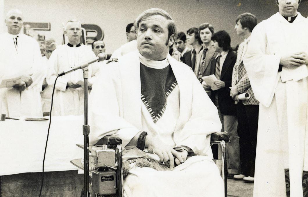Father Bill Atkinson