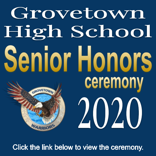 GTHS Senior Honors Ceremony Featured Photo