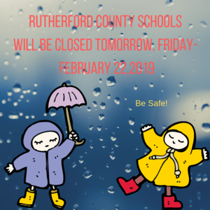 RCS Closed Friday