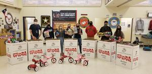 SVHS Toys for Tots 2020